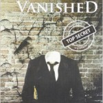 "Cover of ""Vanished"" by Joygopal Podder"