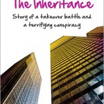 "Cover of ""The Inheritance"" by Joygopal Podder"