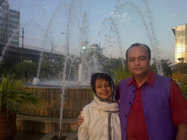 At Metropolis Mall