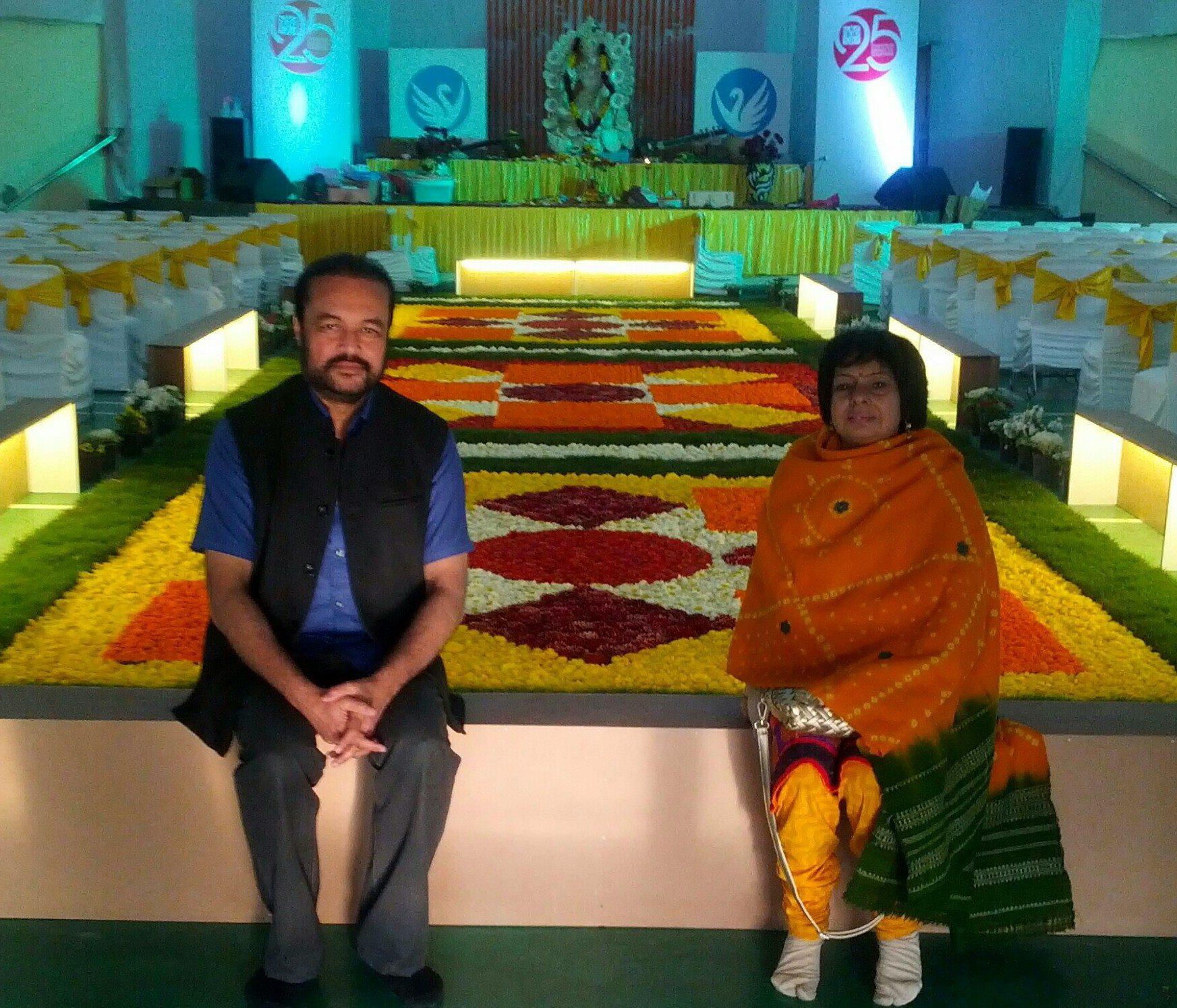 Flower Carpet New Delhi
