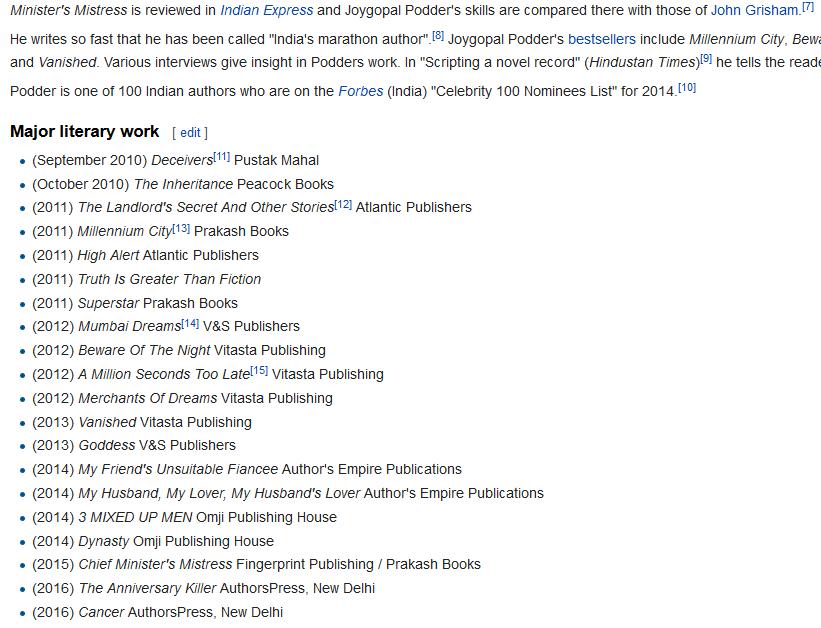 Joygopal Podder Wikipedia
