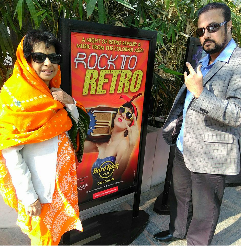 Rock to Retro in Gurgaon