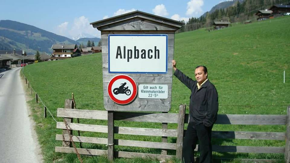 photo of Alpbach Austria