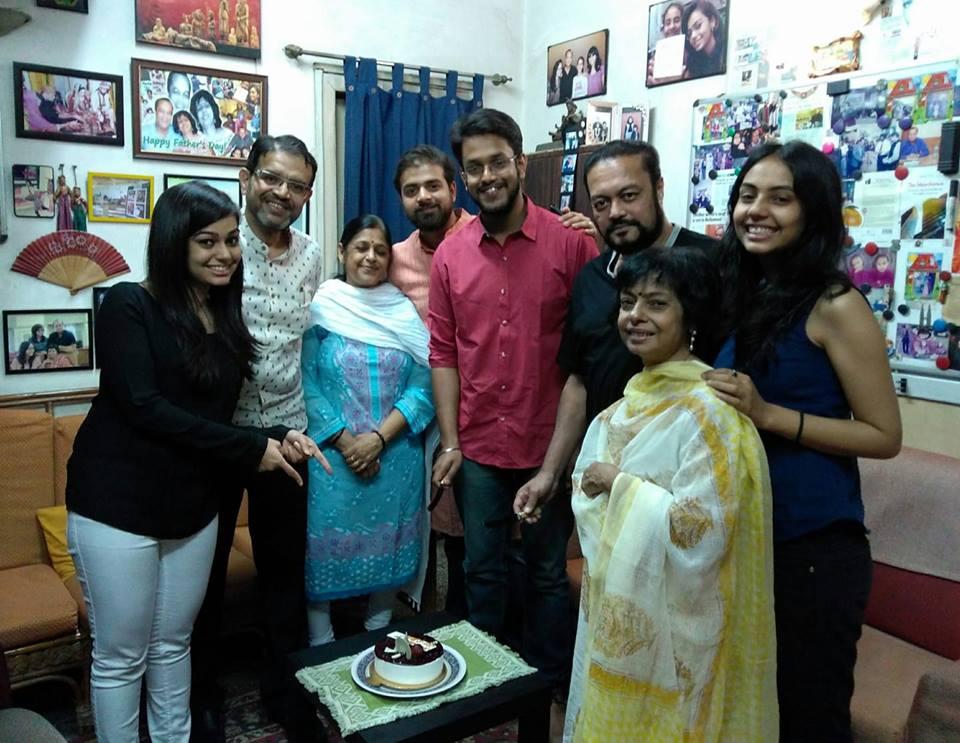 Family celebrates two birthdays