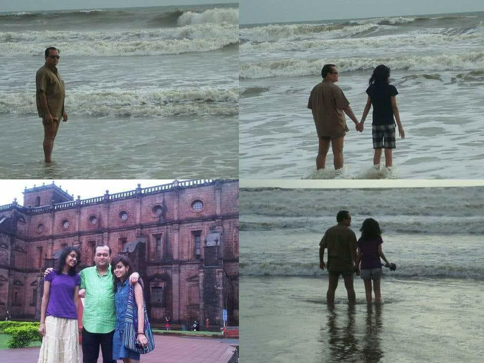 Me with Panvi and Piya