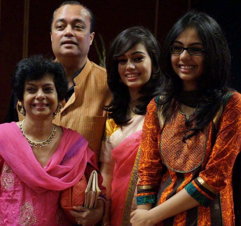 photo of Panvi's engagement event