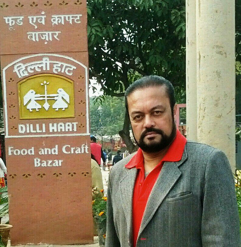 @ Dilli Haat - Food and Craft Bazar
